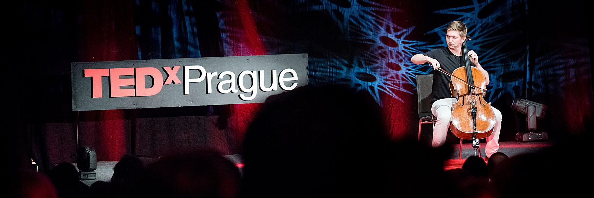 reportážní fotografování / fotograf Vojtěch Pavelčík / TEDx Prague