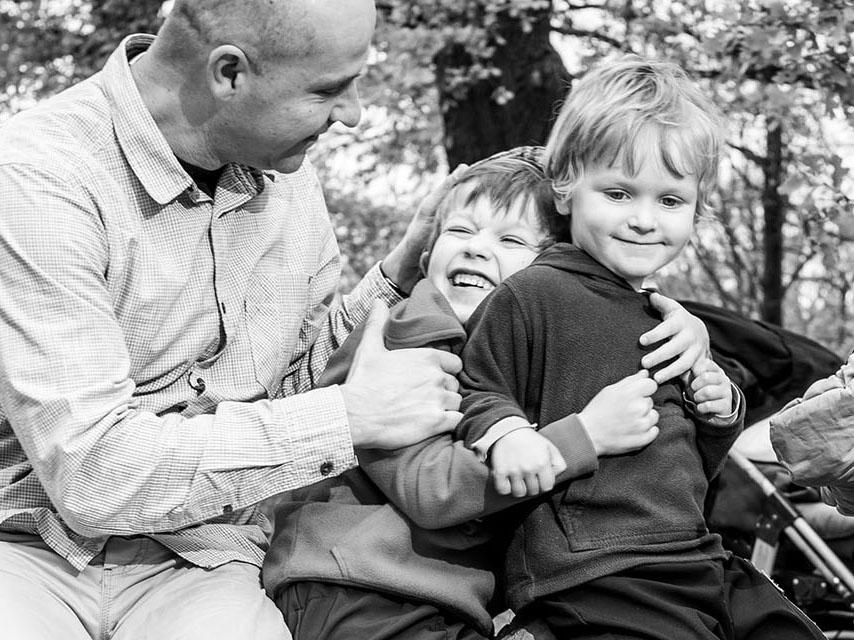 rodinné fotografování / fotograf Vojtěch Pavelčík