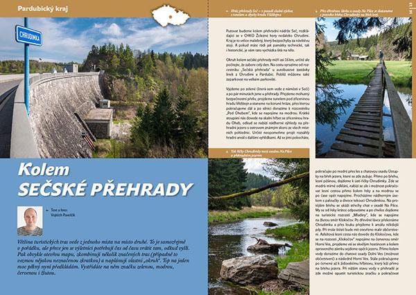 Kolem Sečské přehrady / časopis Turista