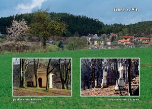 pohlednice / Slapy n./Vlt. / V10