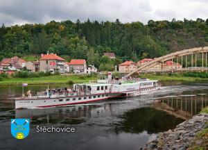 pohlednice / Štěchovice / V31