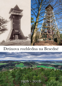 pohlednice / Drtinova rozhledna na Besedné / 1926-2016 / V50