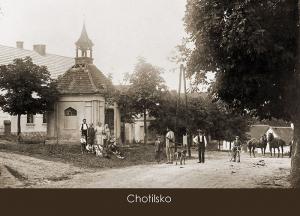 pohlednice / Chotilsko / VR01