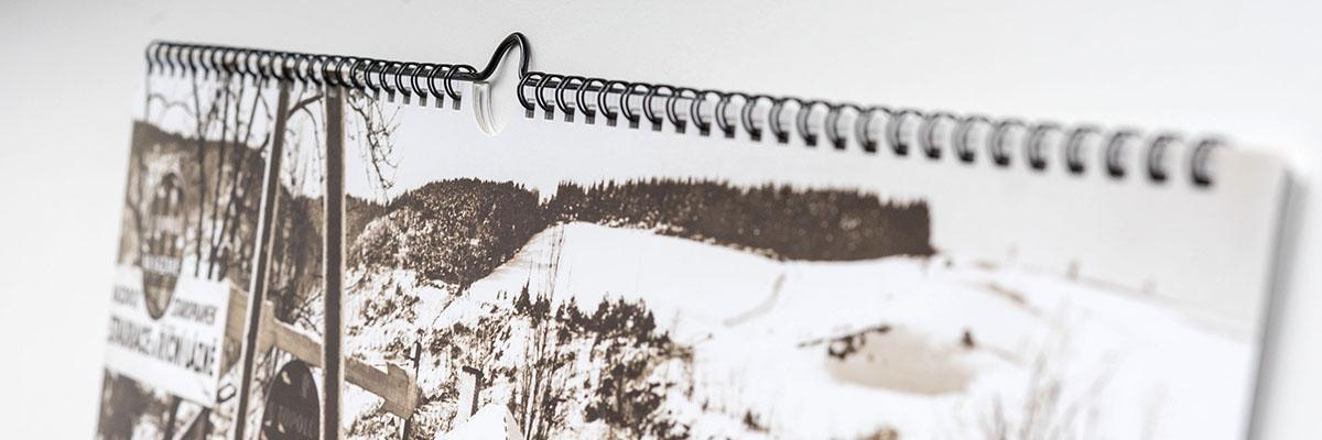 kalendář / fotograf Vojtěch Pavelčík