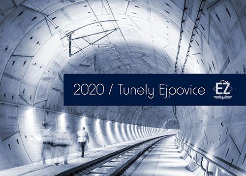 Tunely Ejpovice / kalendář 2020 / fotograf Vojtěch Pavelčík